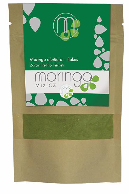 Zobrazit detail výrobku Moringa MIX Moringa olejodárná 100% - flakes 30 g