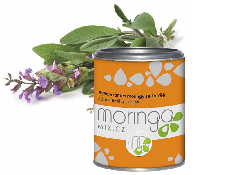Moringa oleifera se šalvějí 100 g