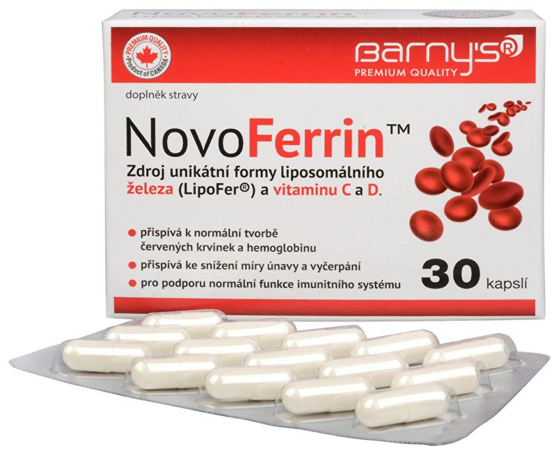 NovoFerrin 30 kapslí