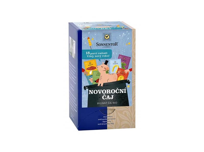 Zobrazit detail výrobku Sonnentor Bio Novoroční čaj 32,4g