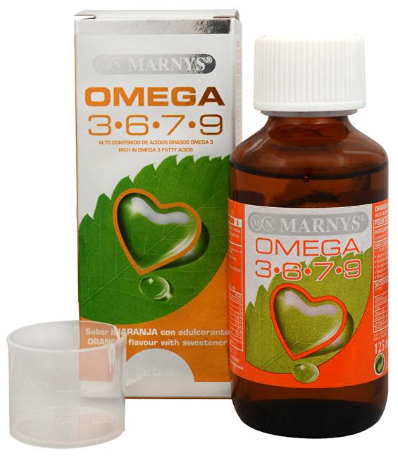 Omega 3 6 7 9 125 ml