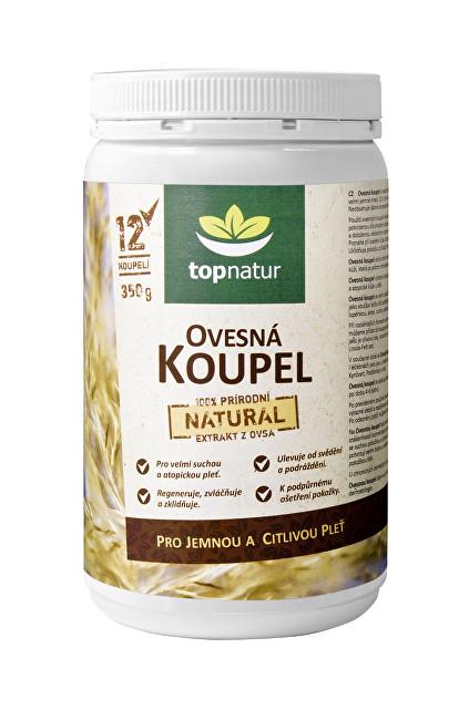 Zobrazit detail výrobku Topnatur Ovesná koupel Natural 350 g