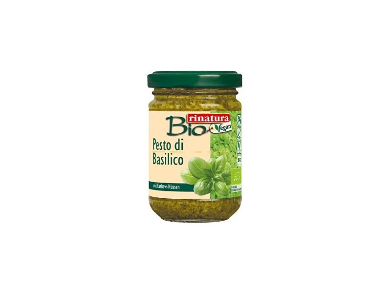 Zobrazit detail výrobku Rinatura Bio Pesto bazalkové s kešu 125g