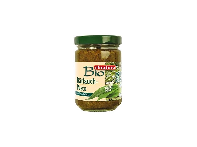 Zobrazit detail výrobku Rinatura Bio Pesto divoký česnek bezlepkové 125 g