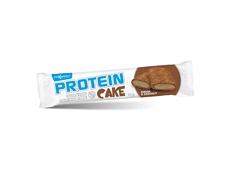 Zobrazit detail výrobku Max sport Protein cake čokoláda kokos 50g