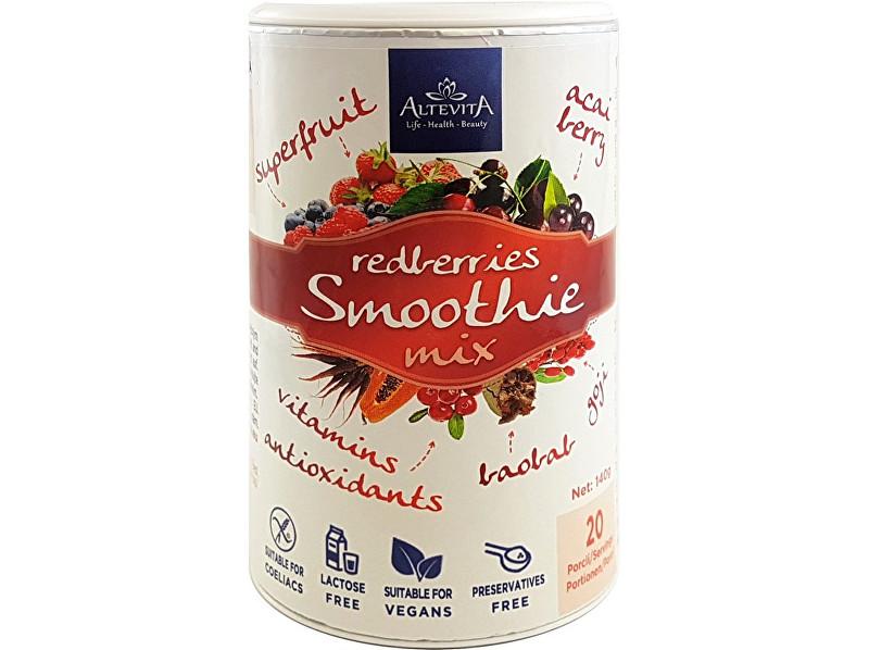 Altevita Redberries smoothie mix 140g