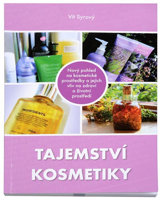 Zobrazit detail výrobku Knihy Tajemství kosmetiky (Vít Syrový)