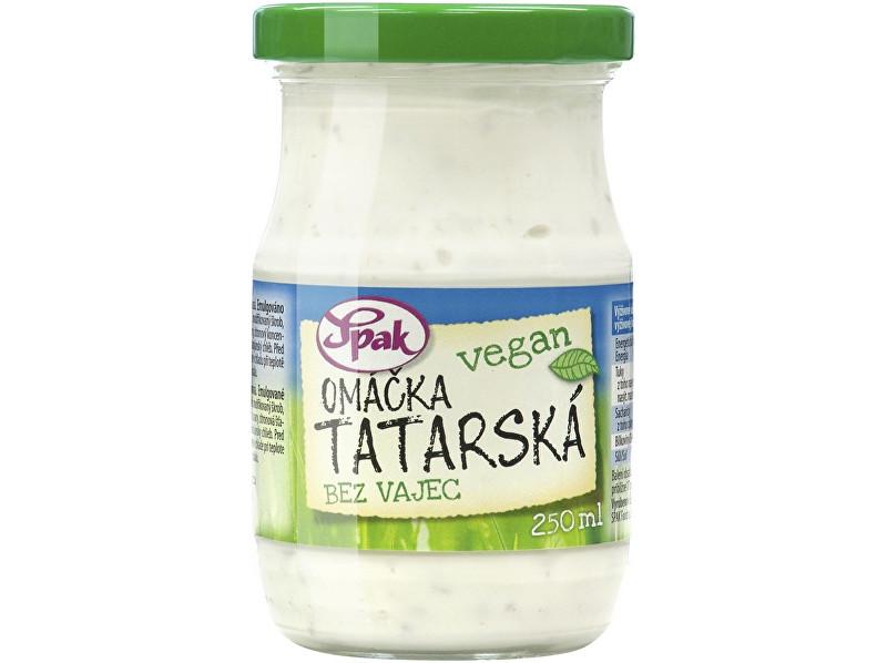 Zobrazit detail výrobku Spak Tatarská omáčka VEGAN 250g