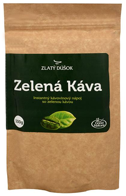 Zobrazit detail výrobku Good Nature Zlatý doušek - Zelená káva 100 g