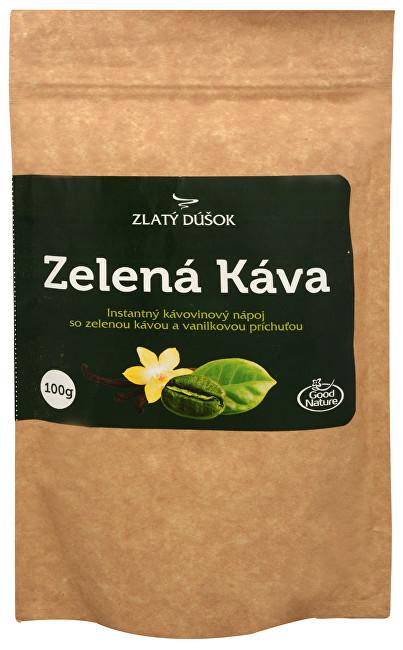 Zobrazit detail výrobku Good Nature Zlatý doušek - Zelená káva s vanilkou 100 g