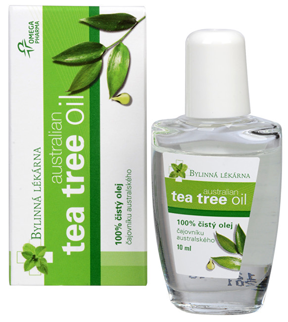 100% čistý olej z čajovníku australského 10 ml