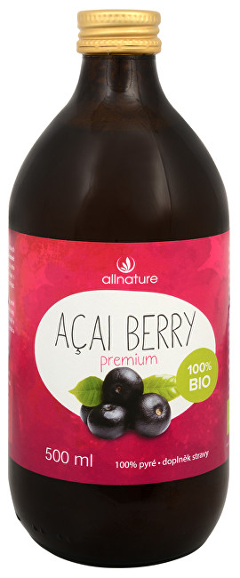 BIO Acai berry Premium 500 ml