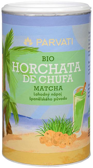 Zobrazit detail výrobku Parvati BIO Horchata de Chufa MATCHA 160 g - SLEVA – KRÁTKÁ EXPIRACE 30.6.2019