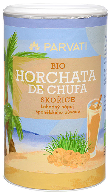 Zobrazit detail výrobku Parvati BIO Horchata de Chufa SKOŘICE 160 g