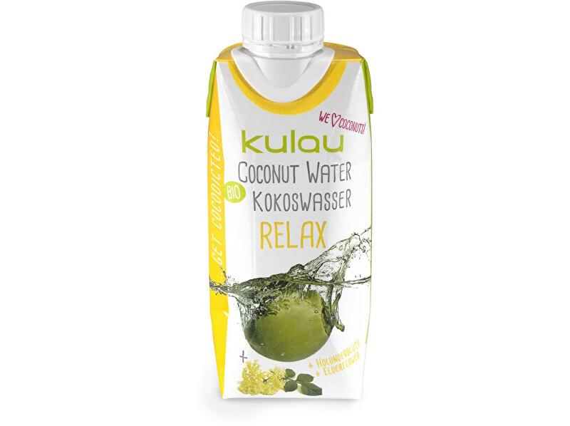 Zobrazit detail výrobku Kulau Bio kokosová voda RELAX 330ml