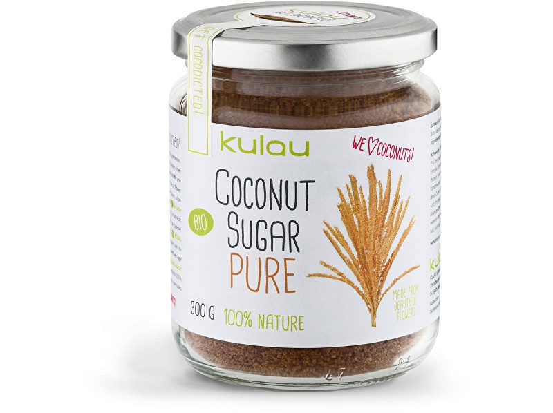 Zobrazit detail výrobku Kulau Bio kokosový cukr PURE 300g