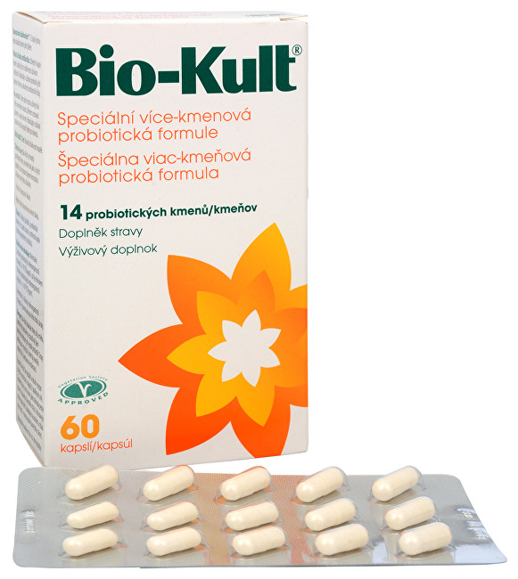 PROBIOTICS INTERNATIONAL LTD. Bio-Kult 60 kapslí