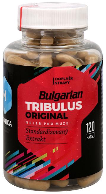 Zobrazit detail výrobku Hepatica Bulgarian Tribulus Original 120 kapslí