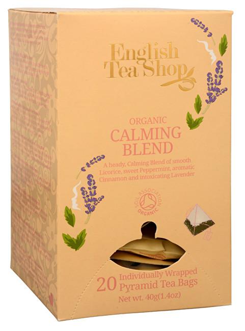 Zobrazit detail výrobku English Tea Shop Čaj Zklidňující směs 20 pyramidek