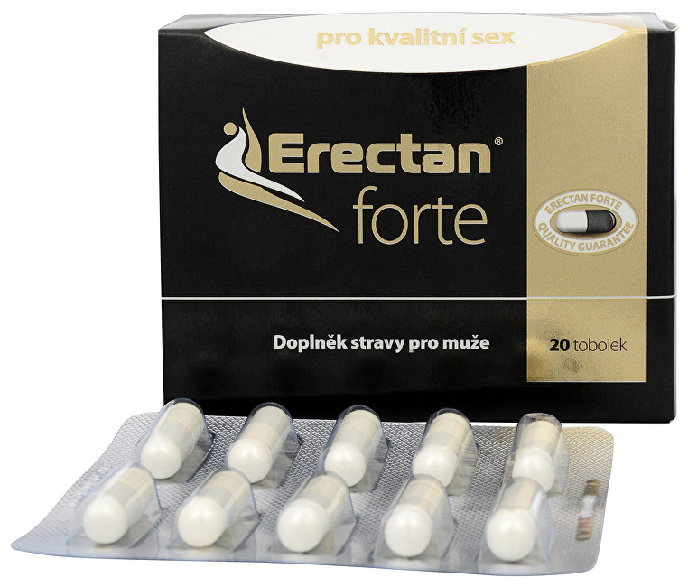 Zobrazit detail výrobku Herbo Medica Erectan Forte 20 tob.