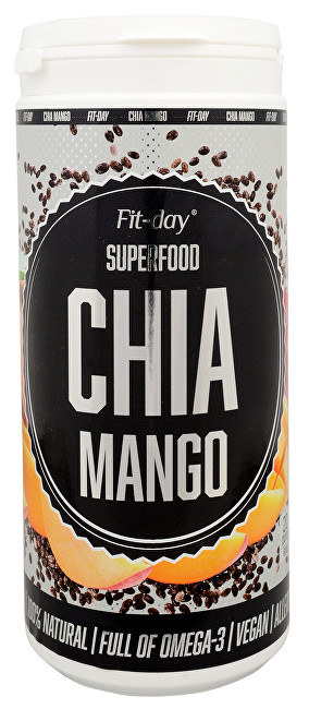 FIT-DAY FIT-DAY Superfood CHIA-MANGO 600 g