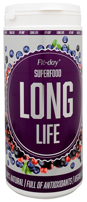 FIT-DAY Superfood LONG LIFE 500 g