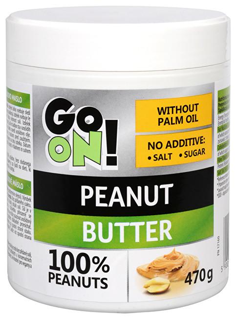 Zobrazit detail výrobku Vieste group GO ON! Arašídové máslo 470 g