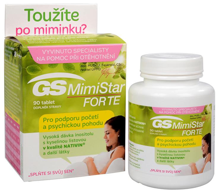 Zobrazit detail výrobku GreenSwan GS MimiStar FORTE 90 tbl.
