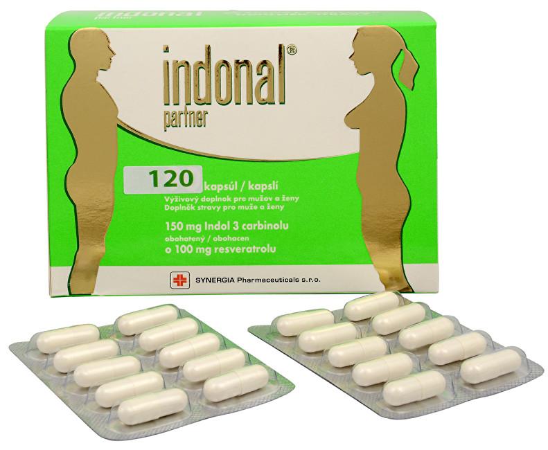 Zobrazit detail výrobku Synergia Indonal Partner 120 kapslí