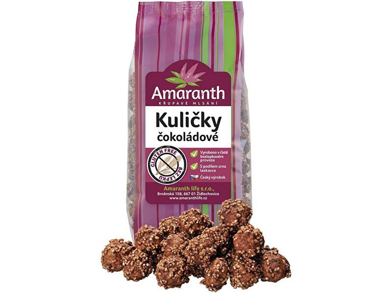 Amaranth life Kuličky čokoládové 100g