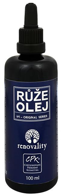 Masážní a tělový olej Růže 100 ml