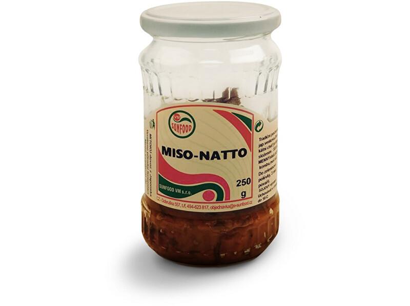 Zobrazit detail výrobku Sunfood Miso Natto 250g
