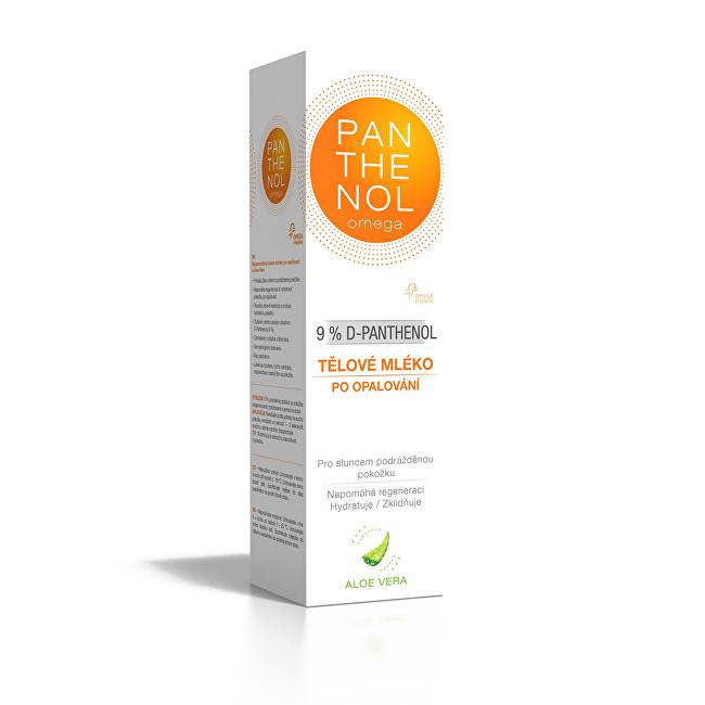 Zobrazit detail výrobku Omega Pharma Panthenol Omega tělové mléko Aloe Vera 9% 250 ml