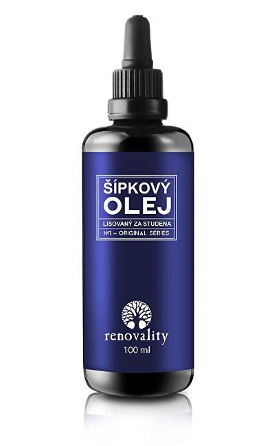 Zobrazit detail výrobku Renovality Šípkový olej za studena lisovaný 100 ml