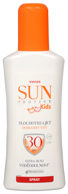 SunProtect Swiss KIDS SPF30 spray 250 ml