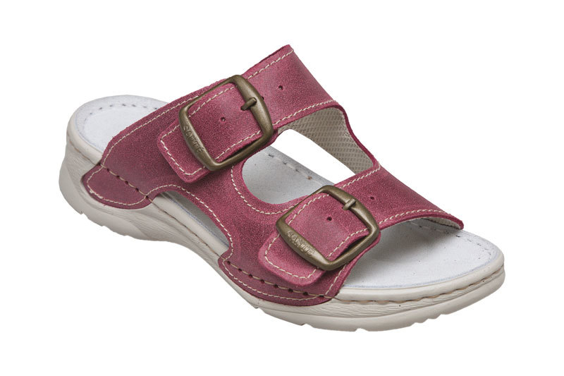 Zobrazit detail výrobku SANTÉ Zdravotní obuv dámská D/10/C32/SP bordo 41