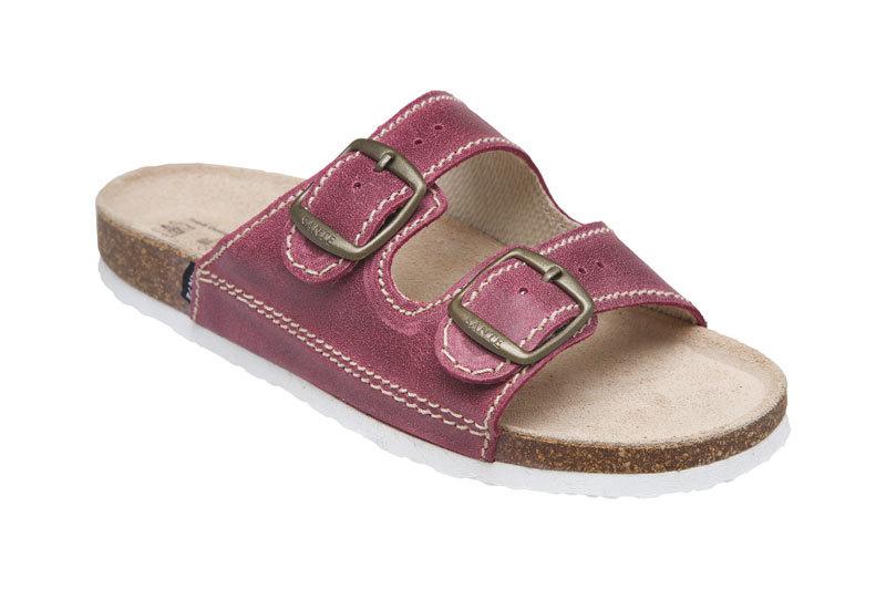 SANTÉ Zdravotní obuv dámská D/21/C32/BP bordo 35