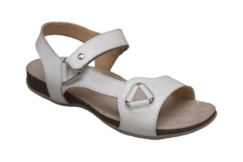 SANTÉ Zdravotní obuv dámská EKS/154-27 bílá vel. 36