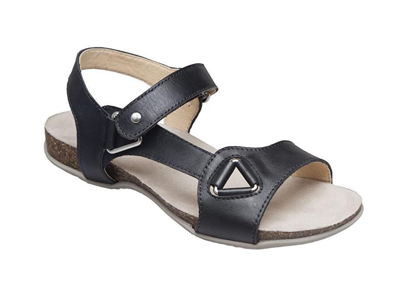Zobrazit detail výrobku SANTÉ Zdravotní obuv dámská EKS/154-27 černá vel. 36