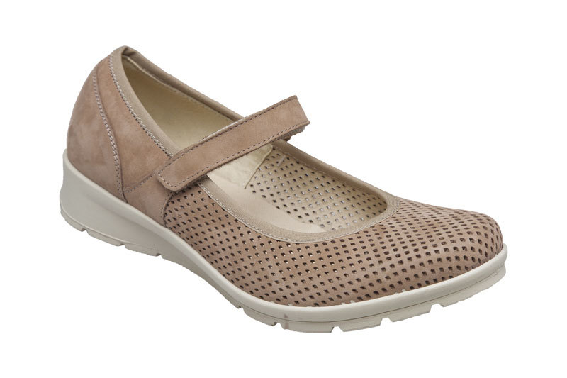 SANTÉ Zdravotní obuv dámská IC/71810 beige vel. 38