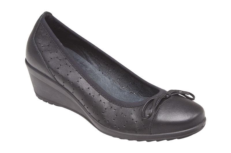 SANTÉ Zdravotná obuv dámska IC / 71900 nero 39