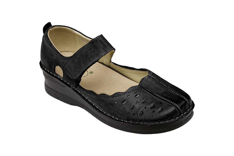 Zobrazit detail výrobku SANTÉ Zdravotní obuv dámská JH/4855 černá vel. 37