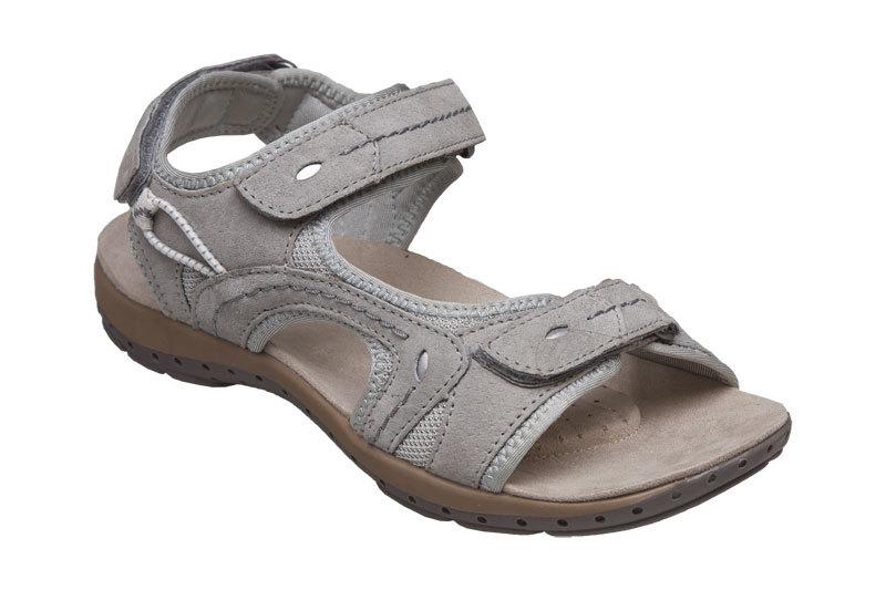 Zobrazit detail výrobku SANTÉ Zdravotní obuv dámská MDA/157-7 aluminium vel. 36
