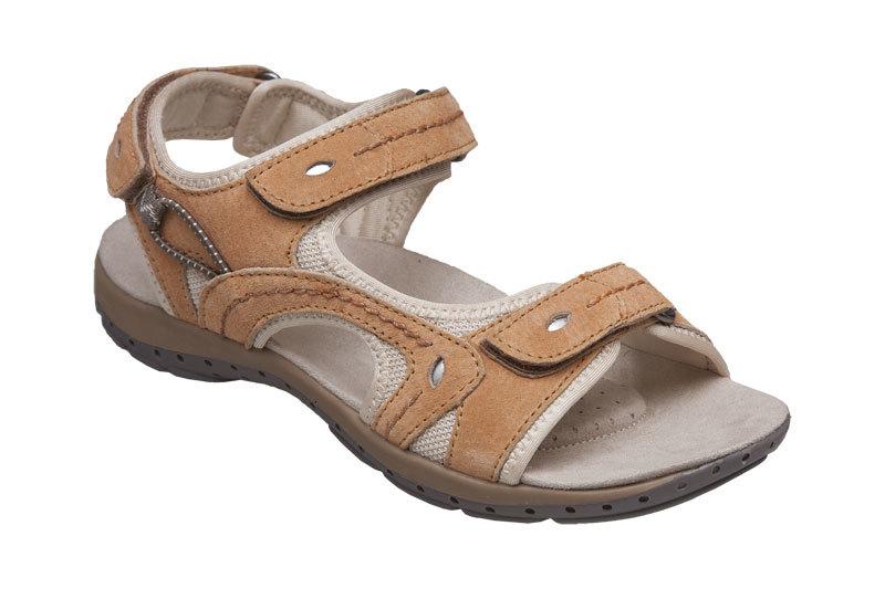 SANTÉ Zdravotní obuv dámská MDA/157-7 clay vel. 36