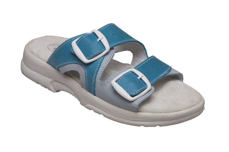 Zobrazit detail výrobku SANTÉ Zdravotní obuv dámská N/517/55/087/016/BP tyrkysová vel. 36