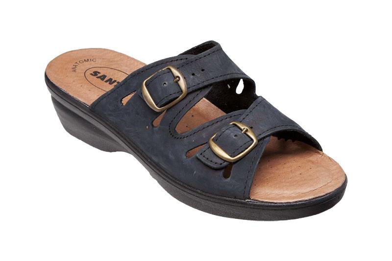 SANTÉ Zdravotní obuv dámská PO/5146 černá 36
