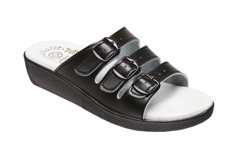 SANTÉ Zdravotní obuv dámská SI/03D3 černá 36