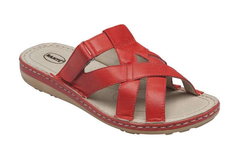 Zobrazit detail výrobku SANTÉ Zdravotní obuv dámská VF/D181 geranio 36