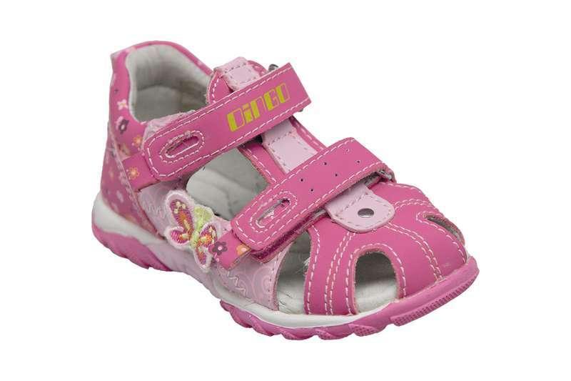 SANTÉ Zdravotní obuv dětská MY/669 fushia vel. 23