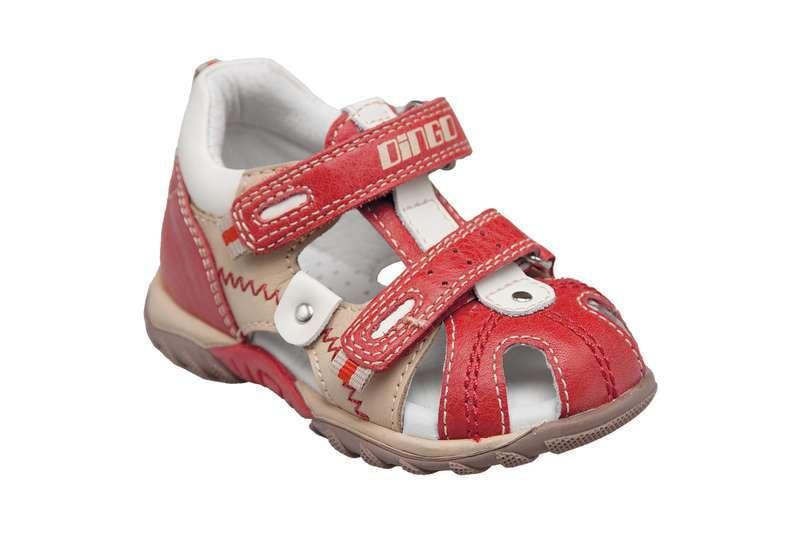 SANTÉ Zdravotní obuv dětská MY/688 červená vel. 26